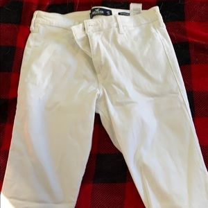Brand new , never worn white jeans